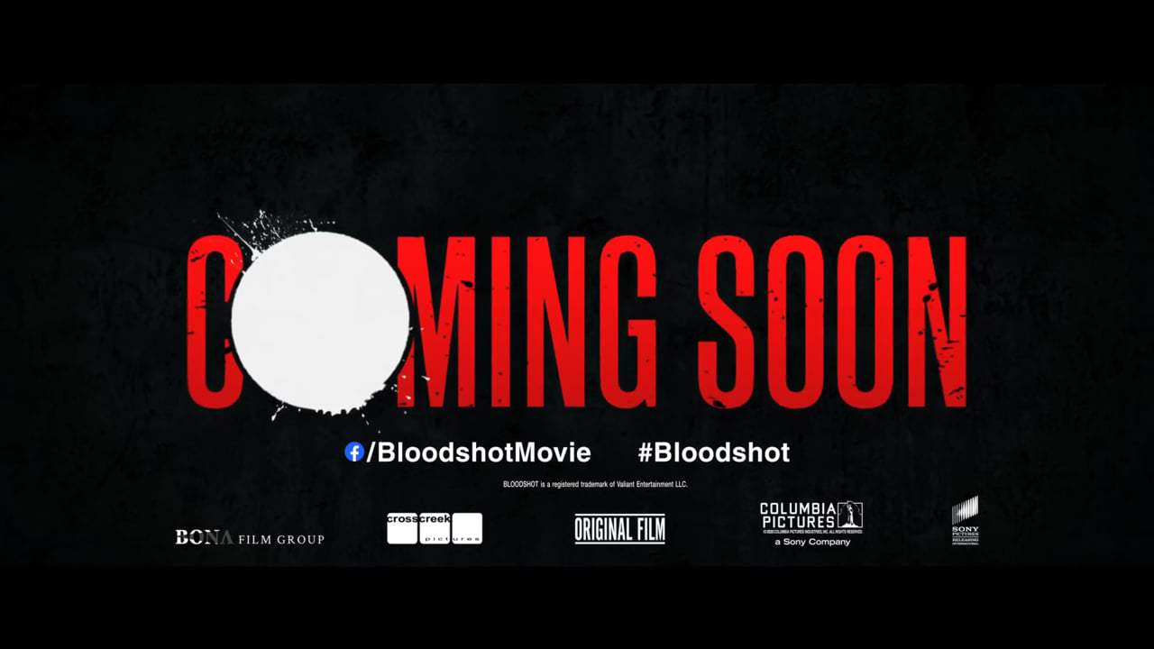 Bloodshot International Trailer (2020) Screen Capture #4