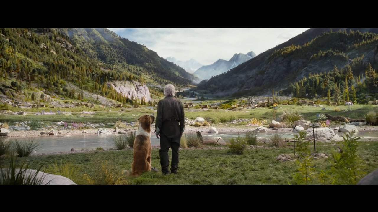 The Call of the Wild Featurette - Adventure Companions (2020) Screen Capture #4
