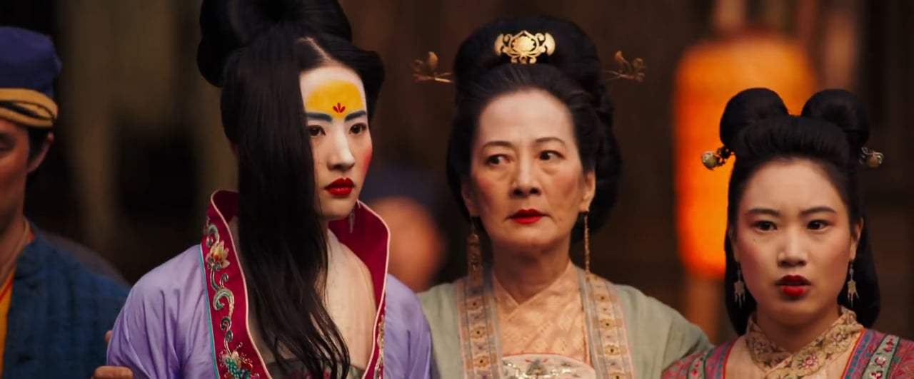 Mulan TV Spot - True (2020) Screen Capture #1