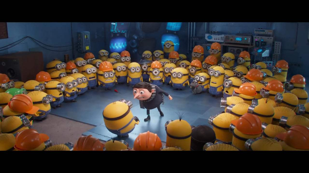 Minions: The Rise of Gru Trailer (2020) Screen Capture #4