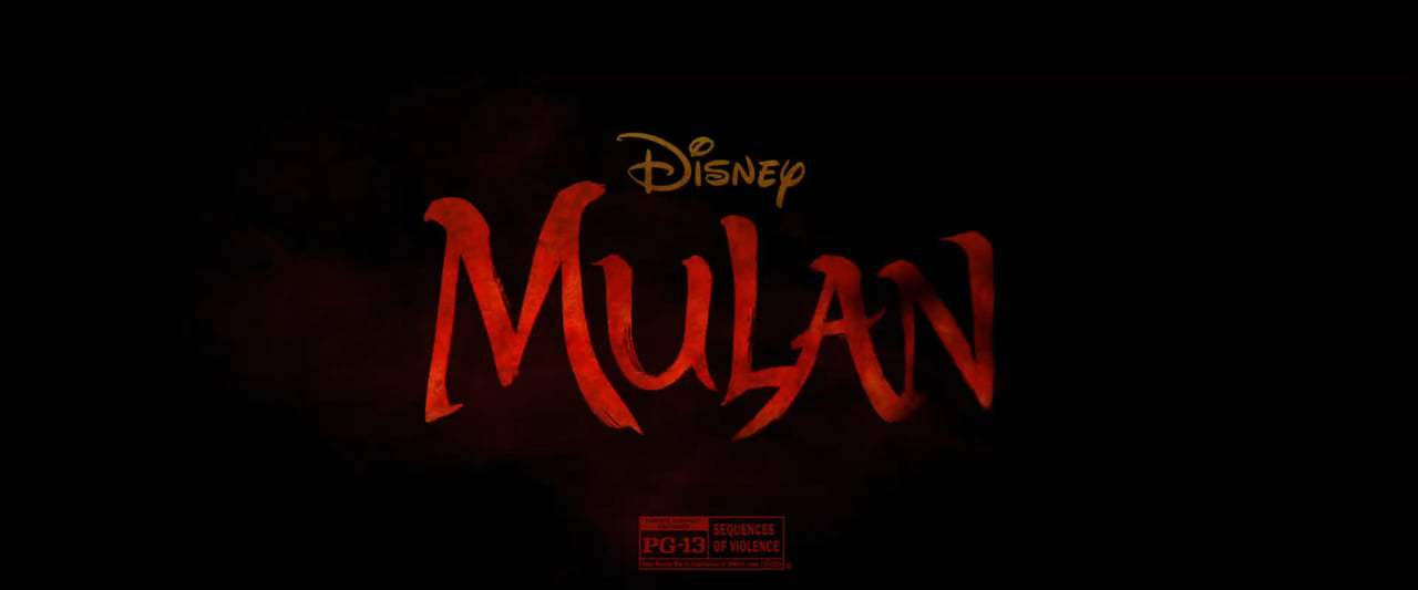 Mulan TV Spot - Powerful (2020) Screen Capture #3
