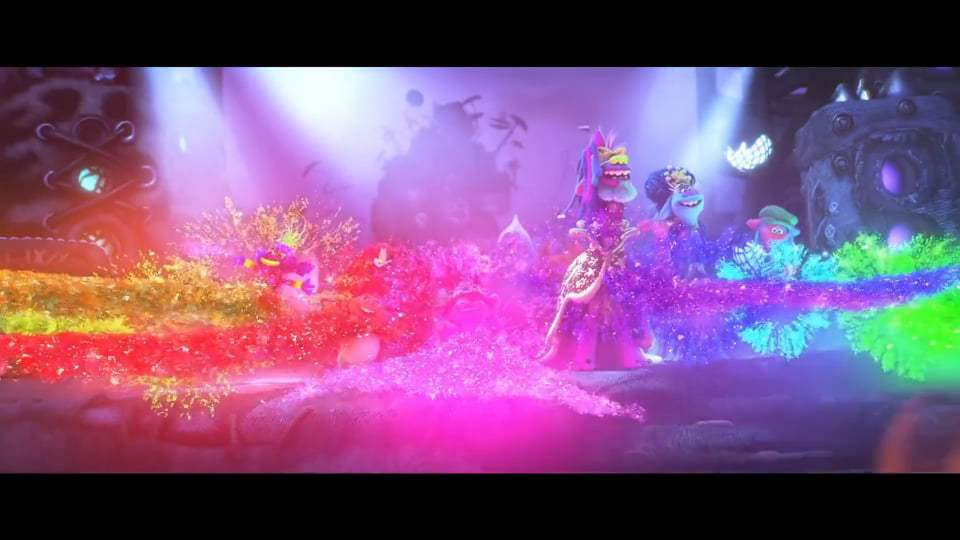 Trolls World Tour TV Spot - Dance Off (2020) Screen Capture #3