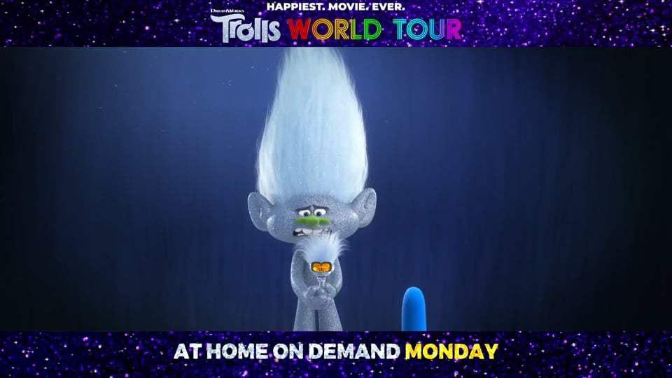 Trolls World Tour TV Spot - We're Back (2020) Screen Capture #3