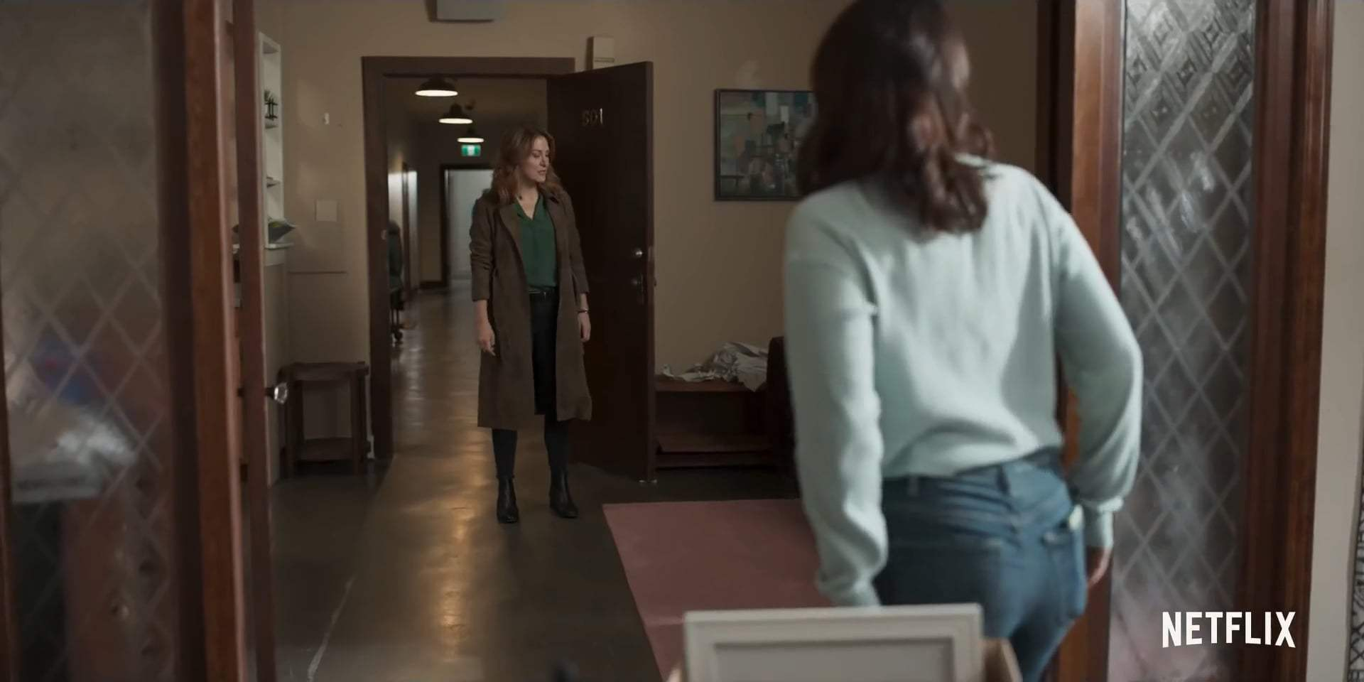 Dangerous Lies Trailer (2020) Screen Capture #2