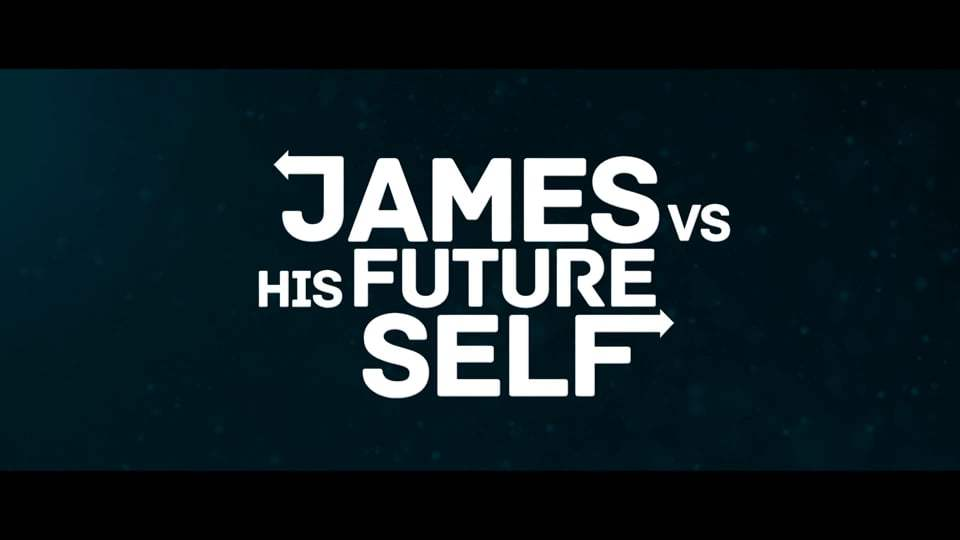 James vs. His Future Self Trailer (2020) Screen Capture #4