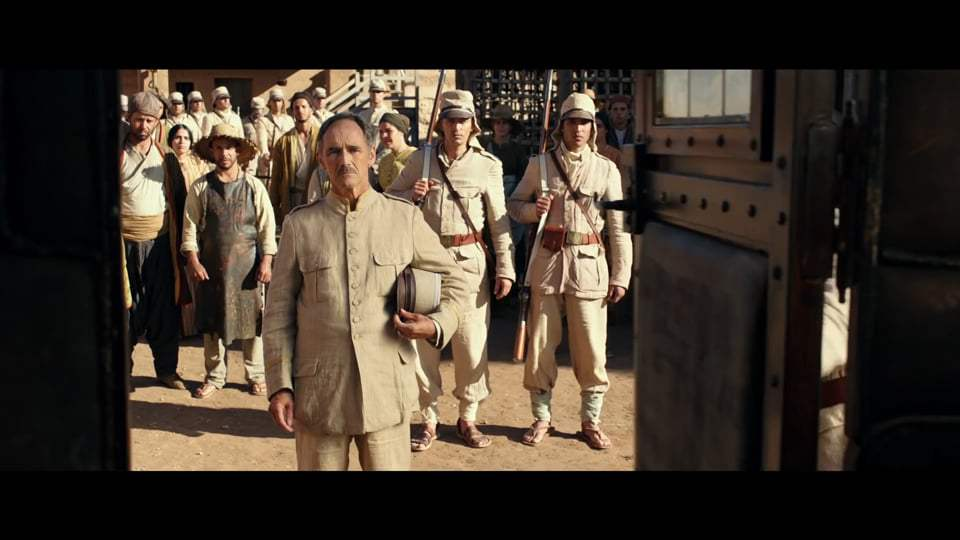Waiting for the Barbarians Trailer (2020) Screen Capture #1