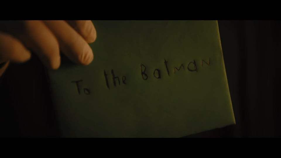 The Batman Teaser Trailer (2021) Screen Capture #2
