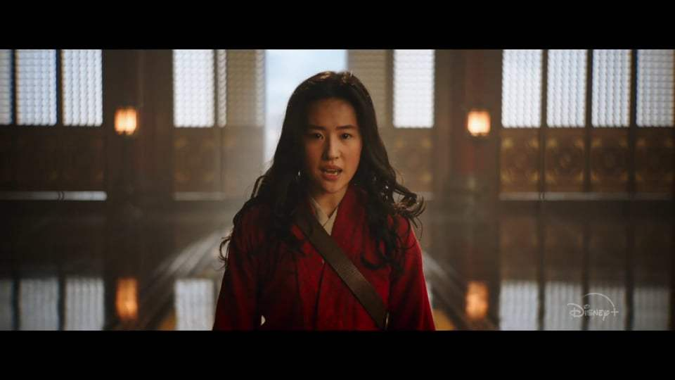 Mulan TV Spot - Impossible II (2020) Screen Capture #3