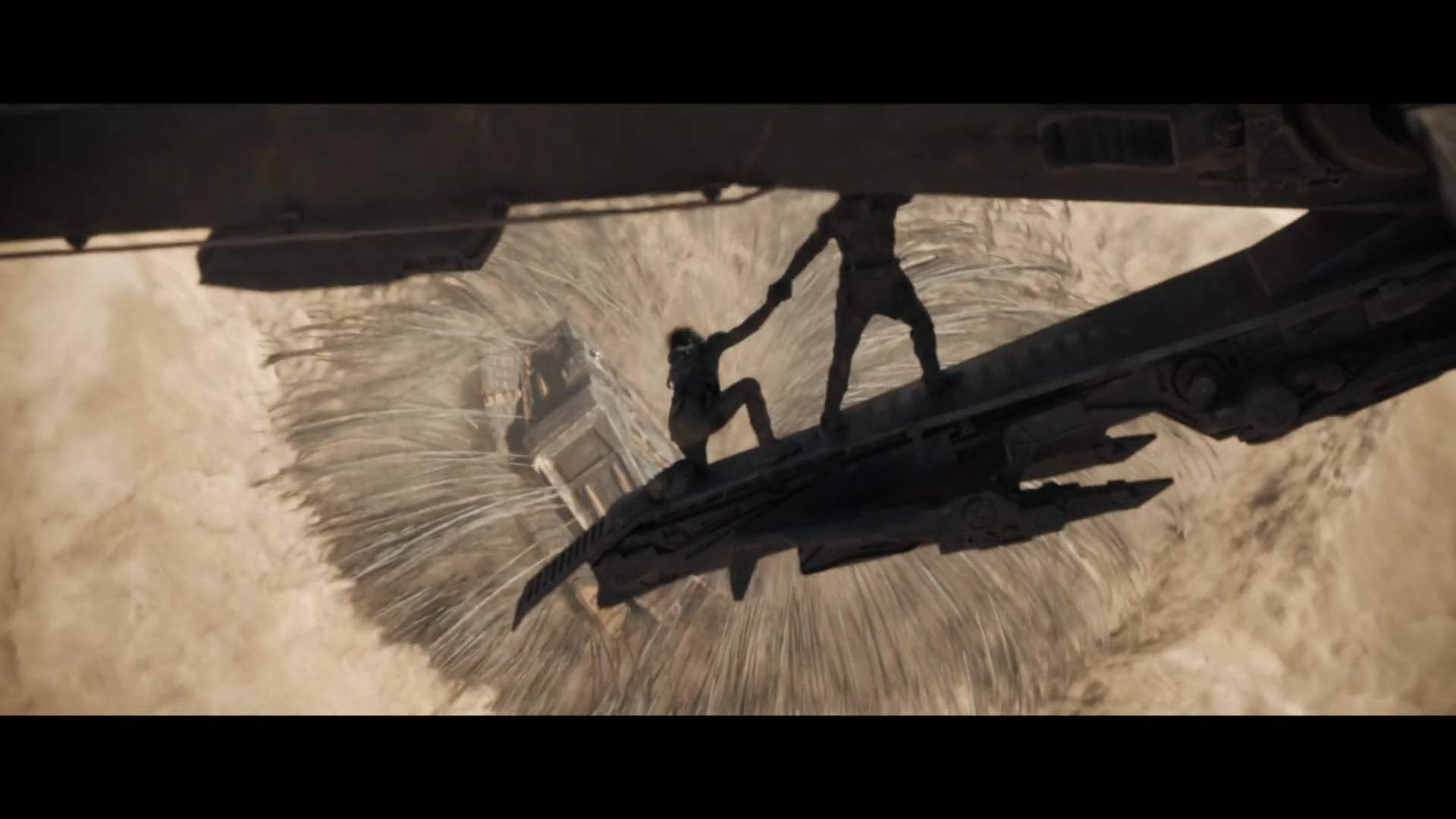 Dune Trailer (2020) Screen Capture #3