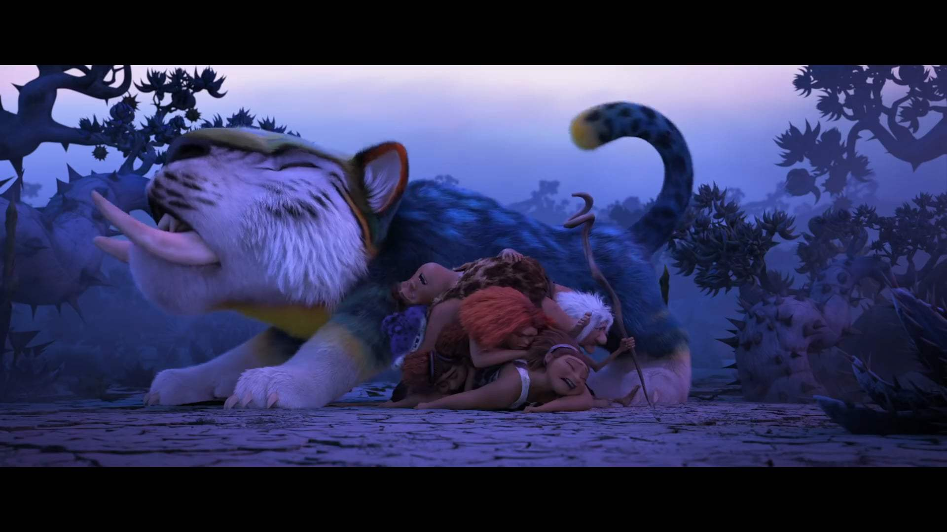The Croods: A New Age Trailer (2020) Screen Capture #1