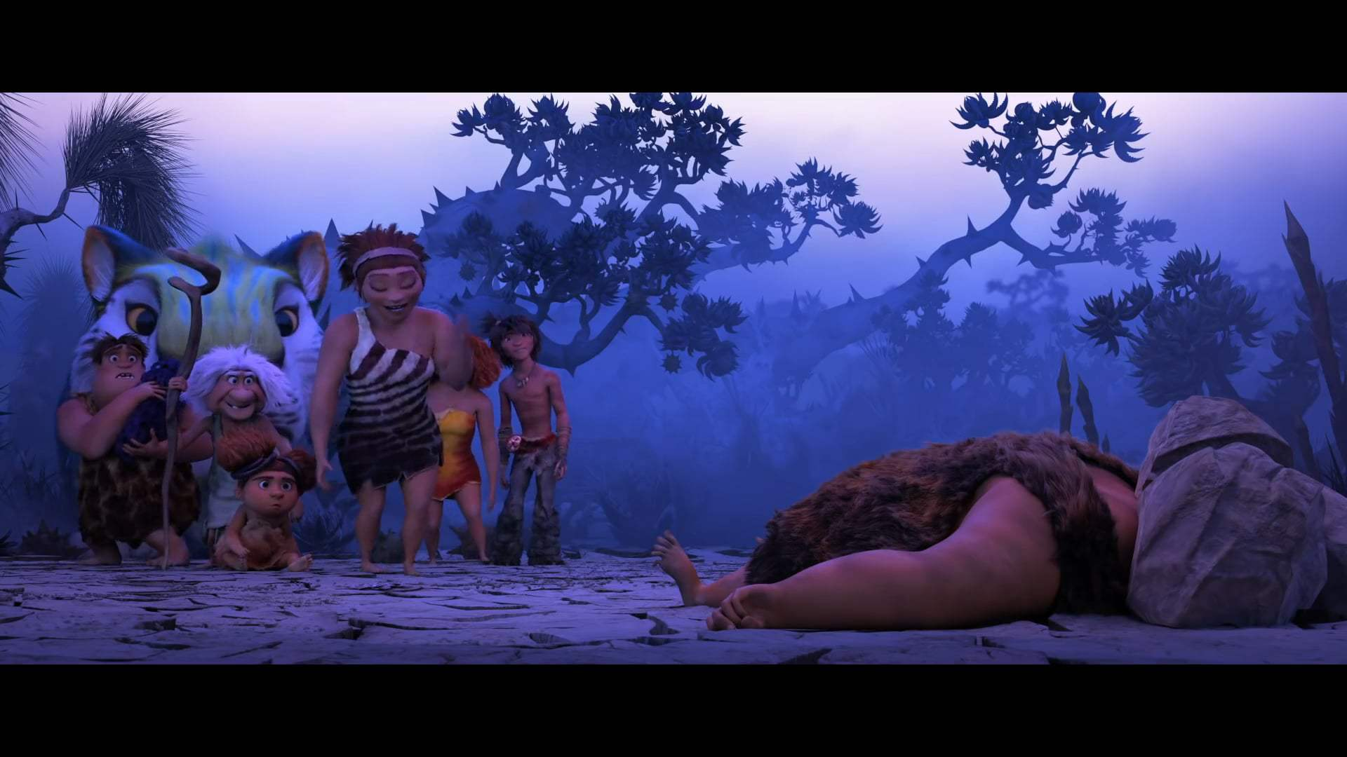 The Croods: A New Age Trailer (2020) Screen Capture #4