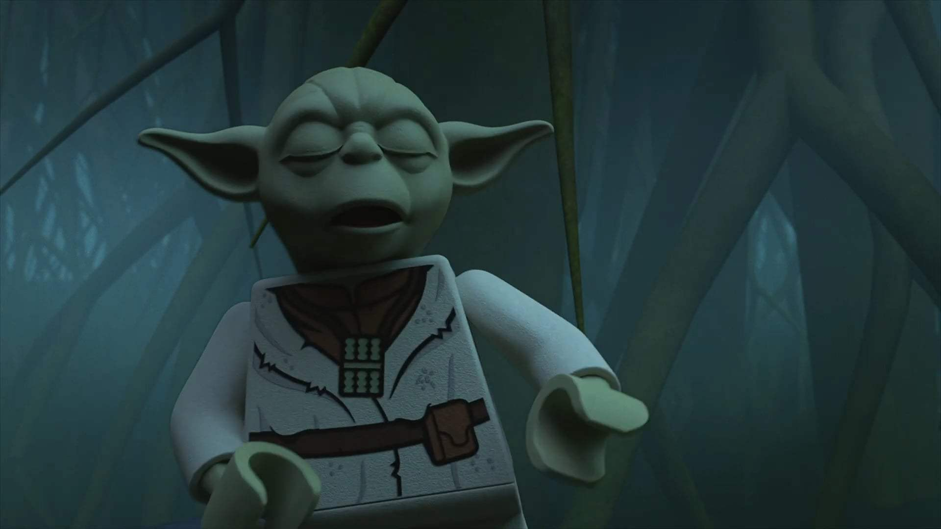 The Lego Star Wars Holiday Special Trailer (2020) Screen Capture #2