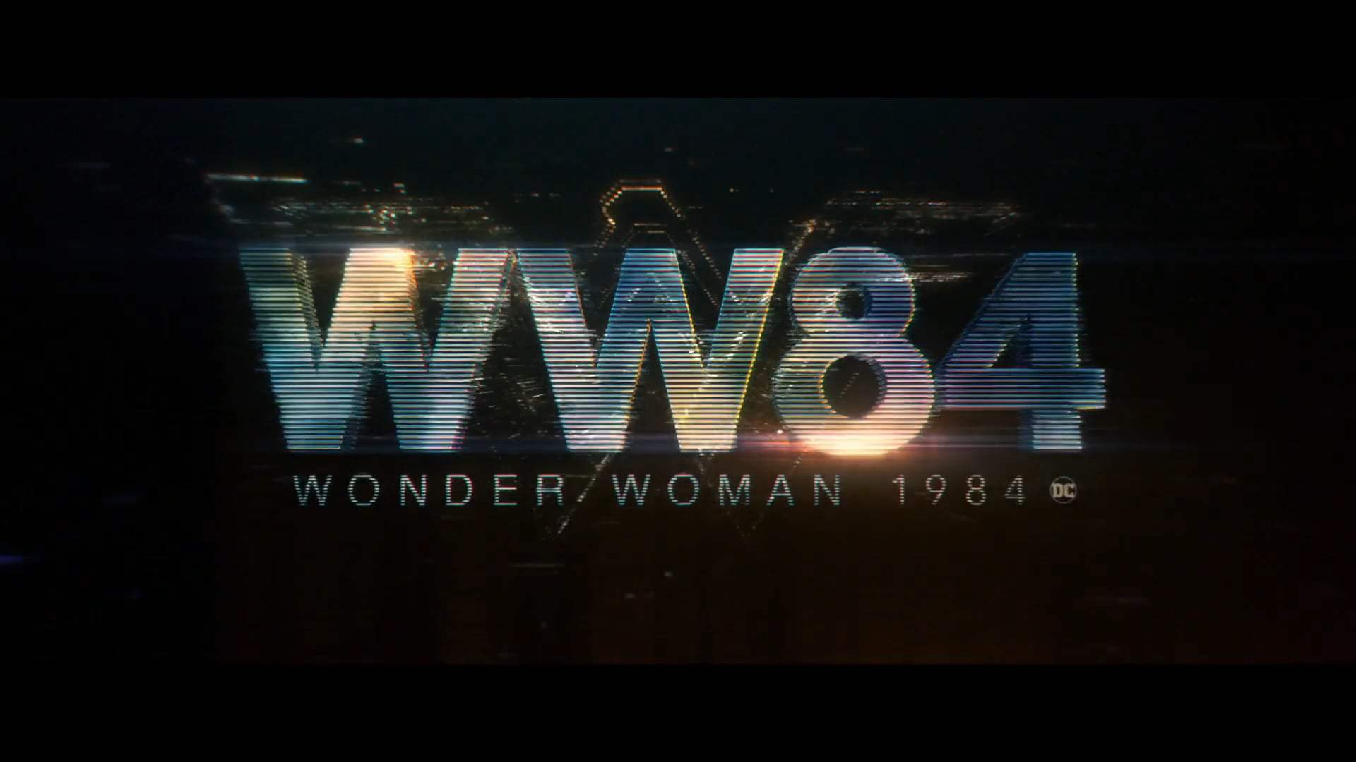 Wonder Woman 1984 CCXP Trailer (2020) Screen Capture #4