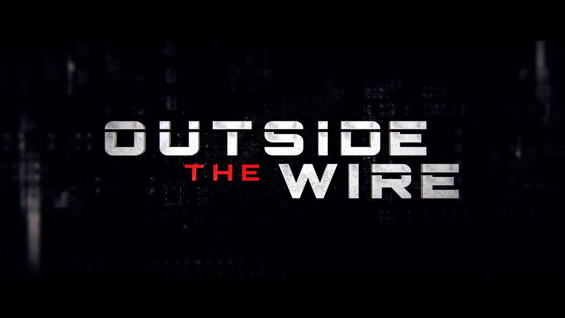 Outside the Wire Trailer (2021) Screen Capture #4