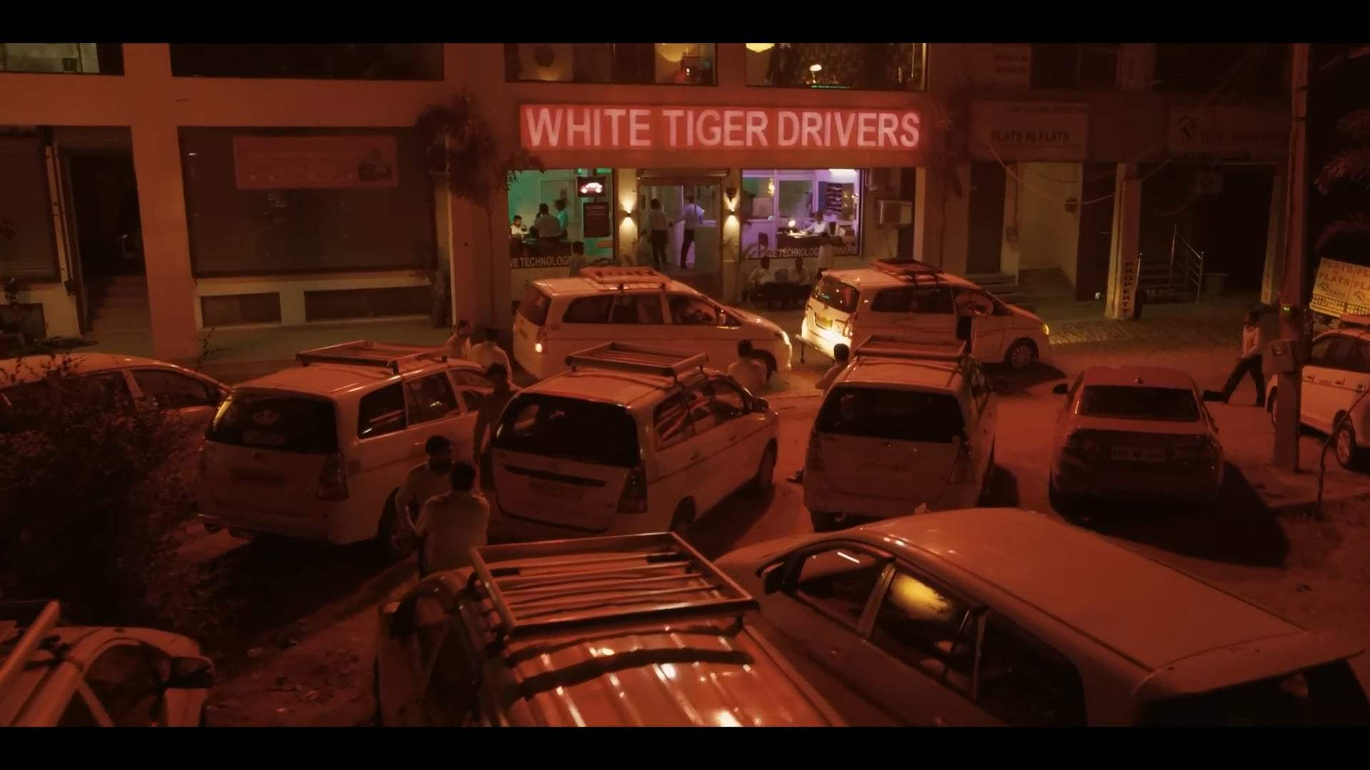 The White Tiger Trailer (2021) Screen Capture #4