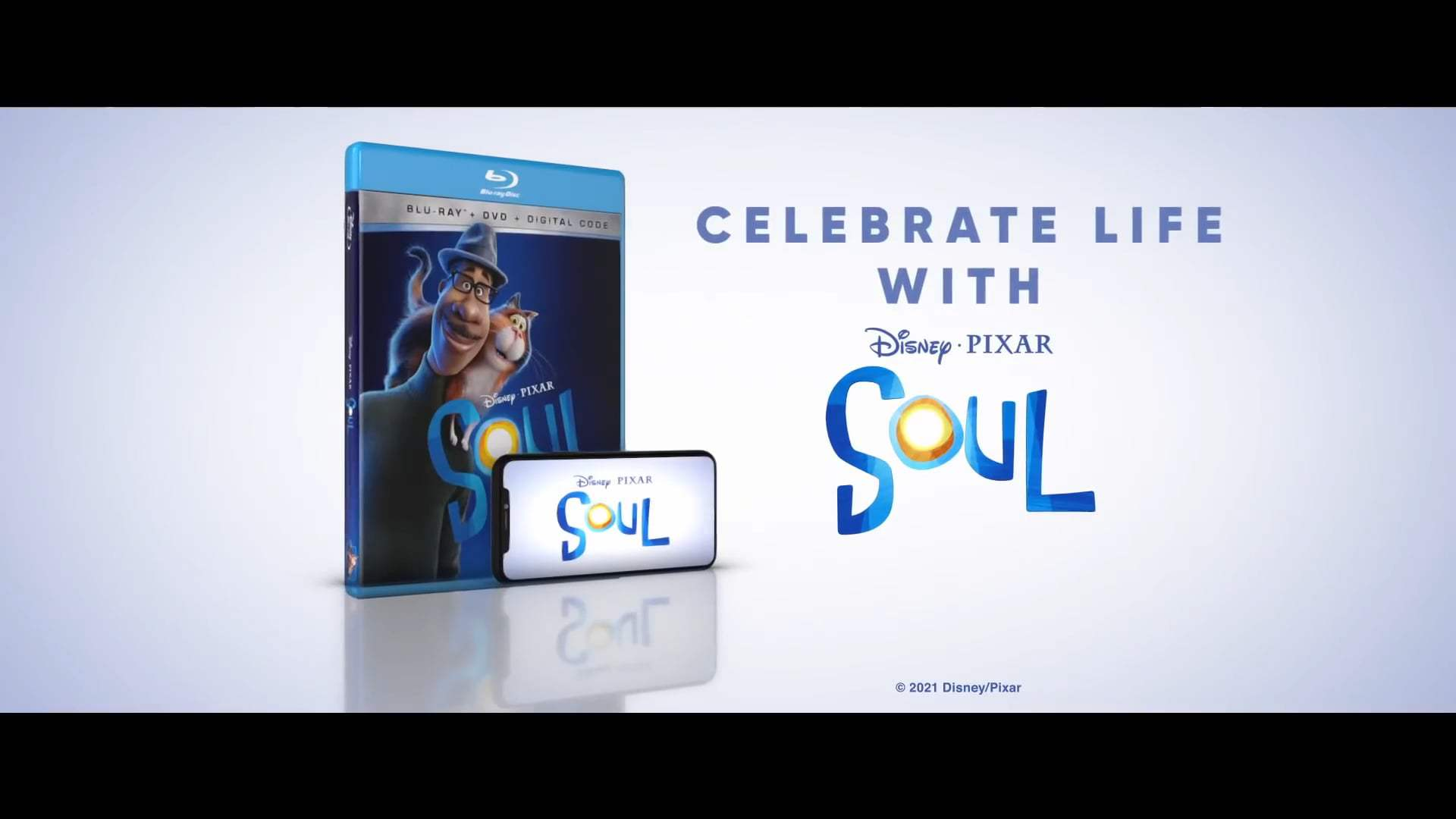 Soul TV Spot - On Blu-Ray (2020) Screen Capture #4