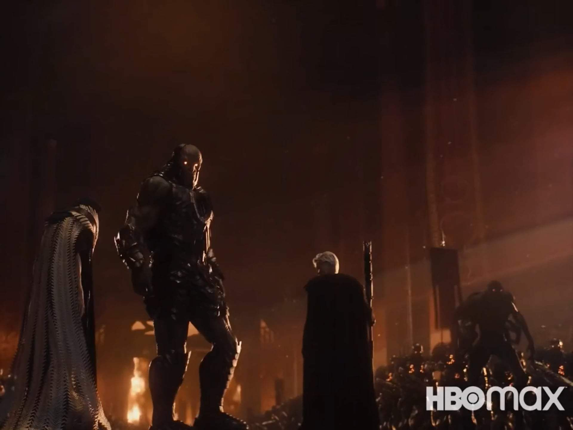 Zack Snyder's Justice League Final Trailer (2021) Screen Capture #1