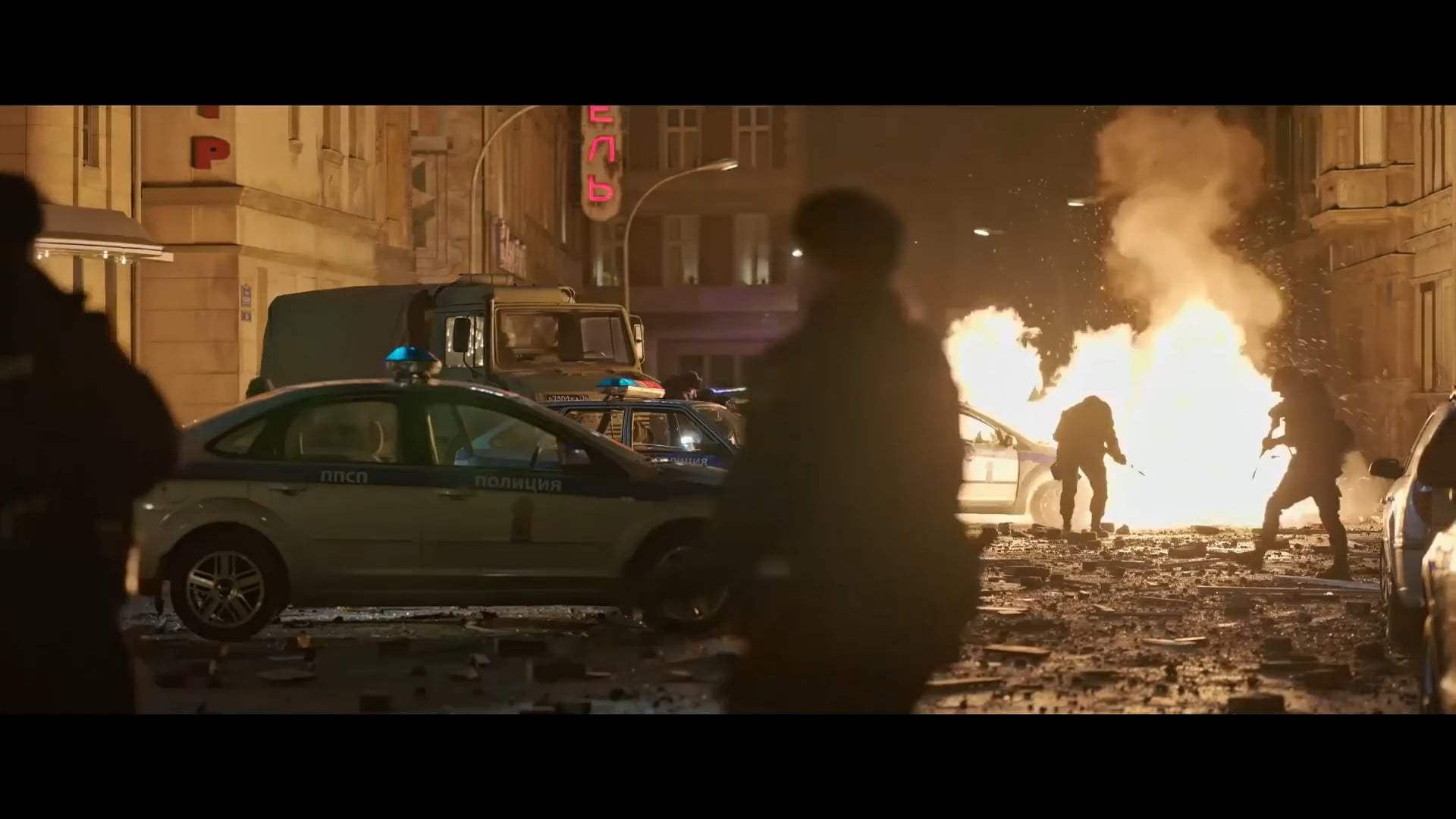 Tom Clancy's Without Remorse Feature Trailer (2021) Screen Capture #4