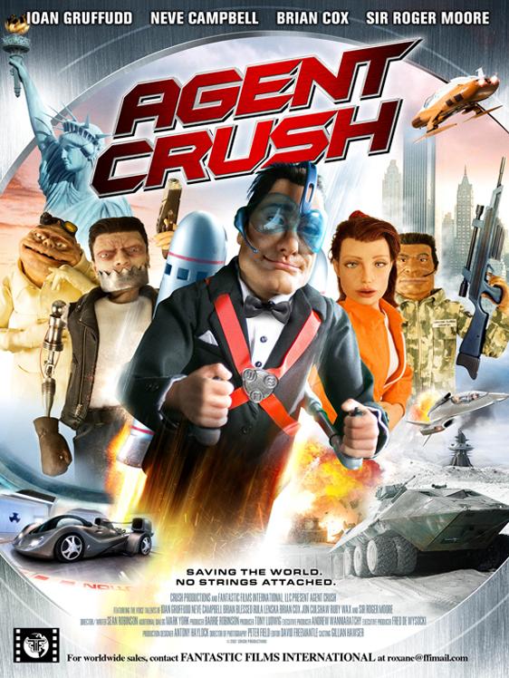 Agent Crush Poster #1