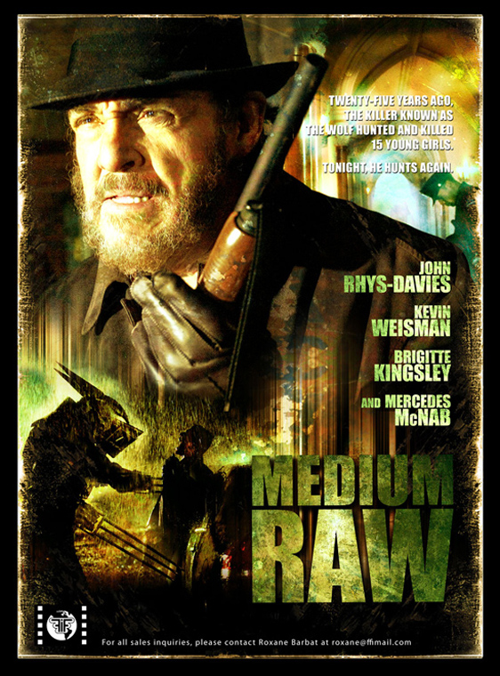 Medium Raw Poster #1