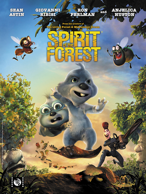 Spirit of the Forest Poster #1