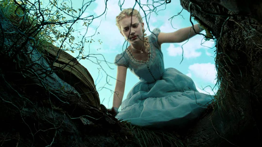 Alice in Wonderland Screencap Trailer
