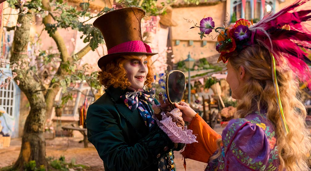 Alice Through the Looking Glass Special Look Trailer
