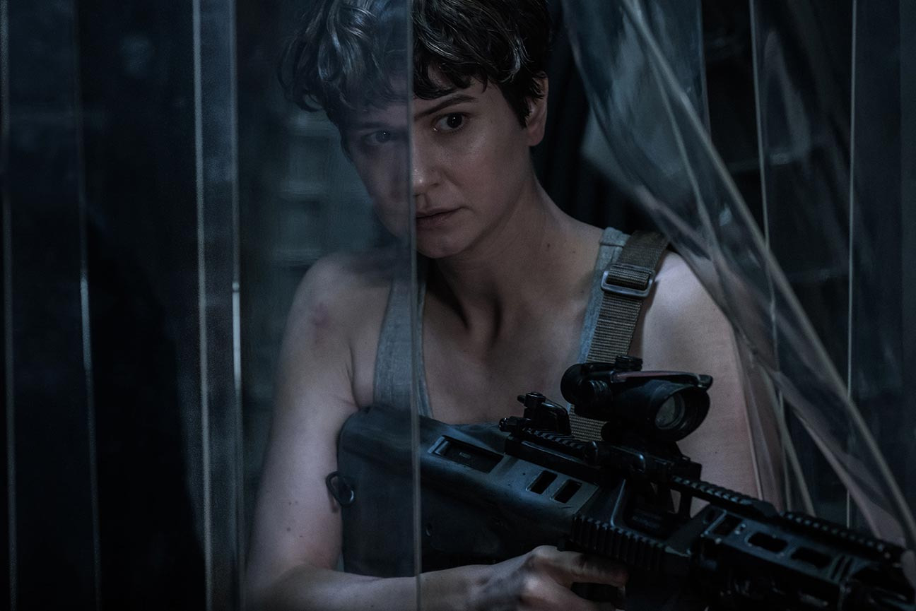 Alien: Covenant Red Band Trailer