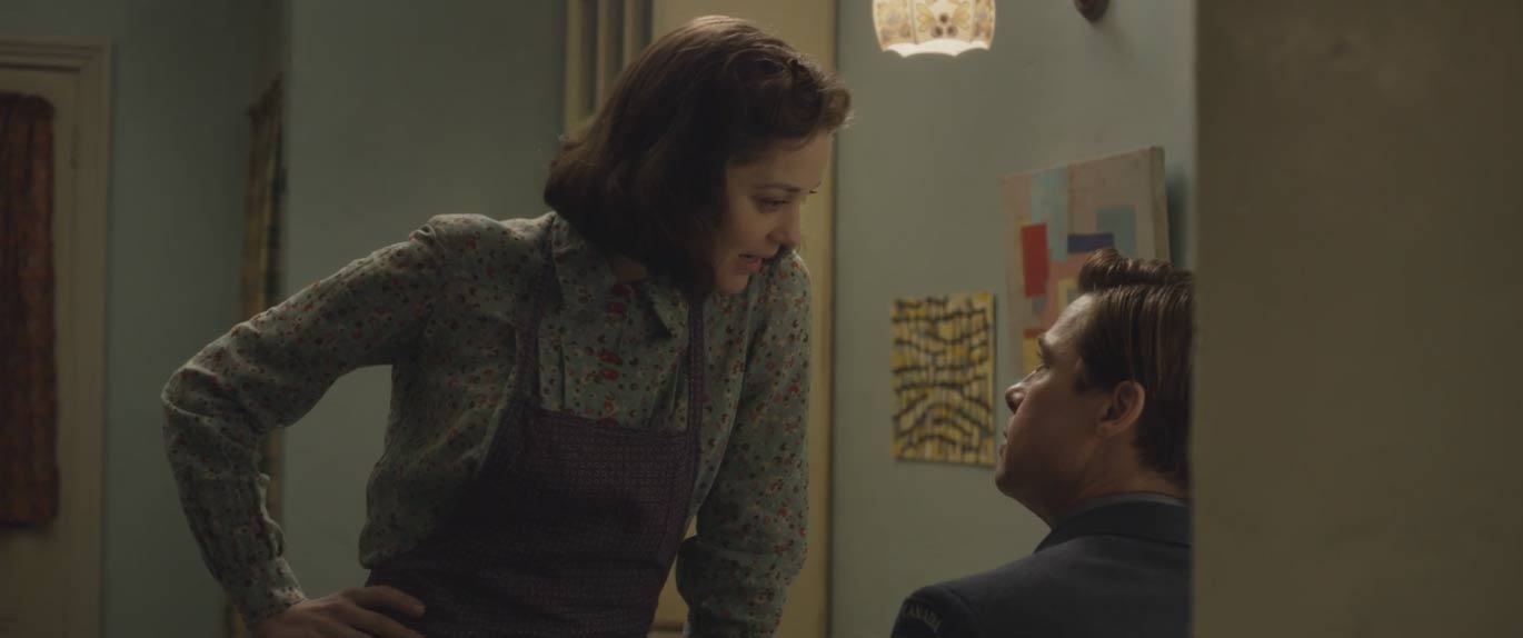 Allied Trailer Screen Shot II