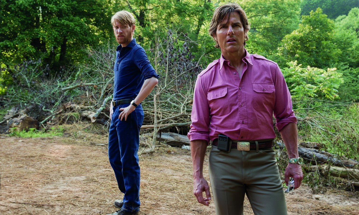 American Made Trailer Screencap