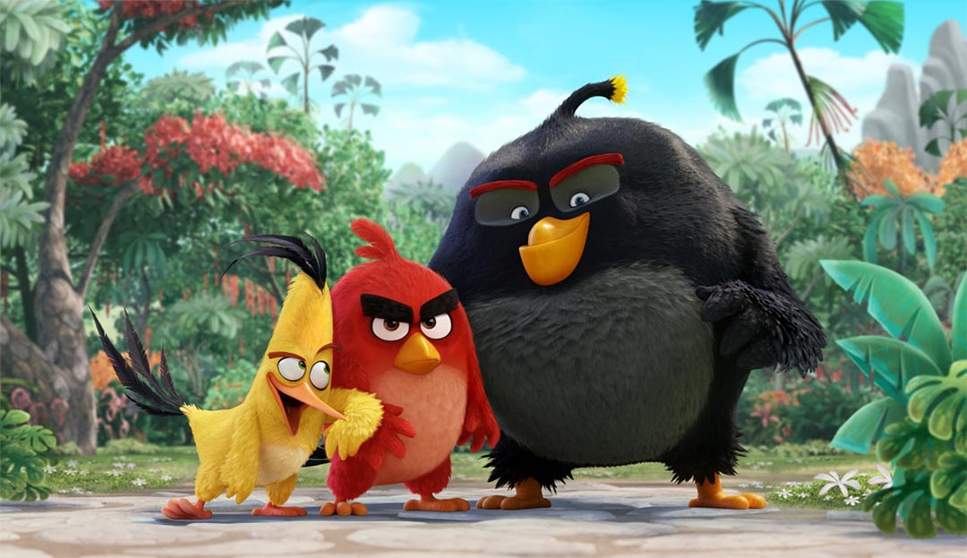 Angry Birds Trailer Screencap
