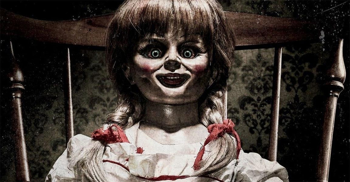Annabelle 2 Teaser Trailer Screencap
