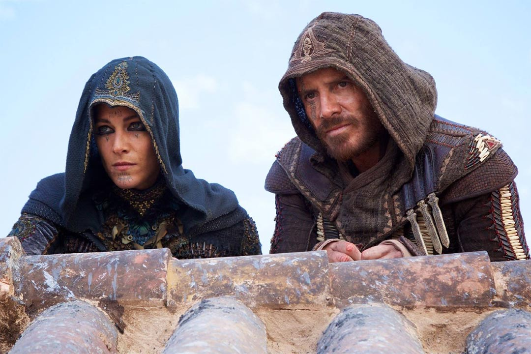 Assassin's Creed Trailer Screencap