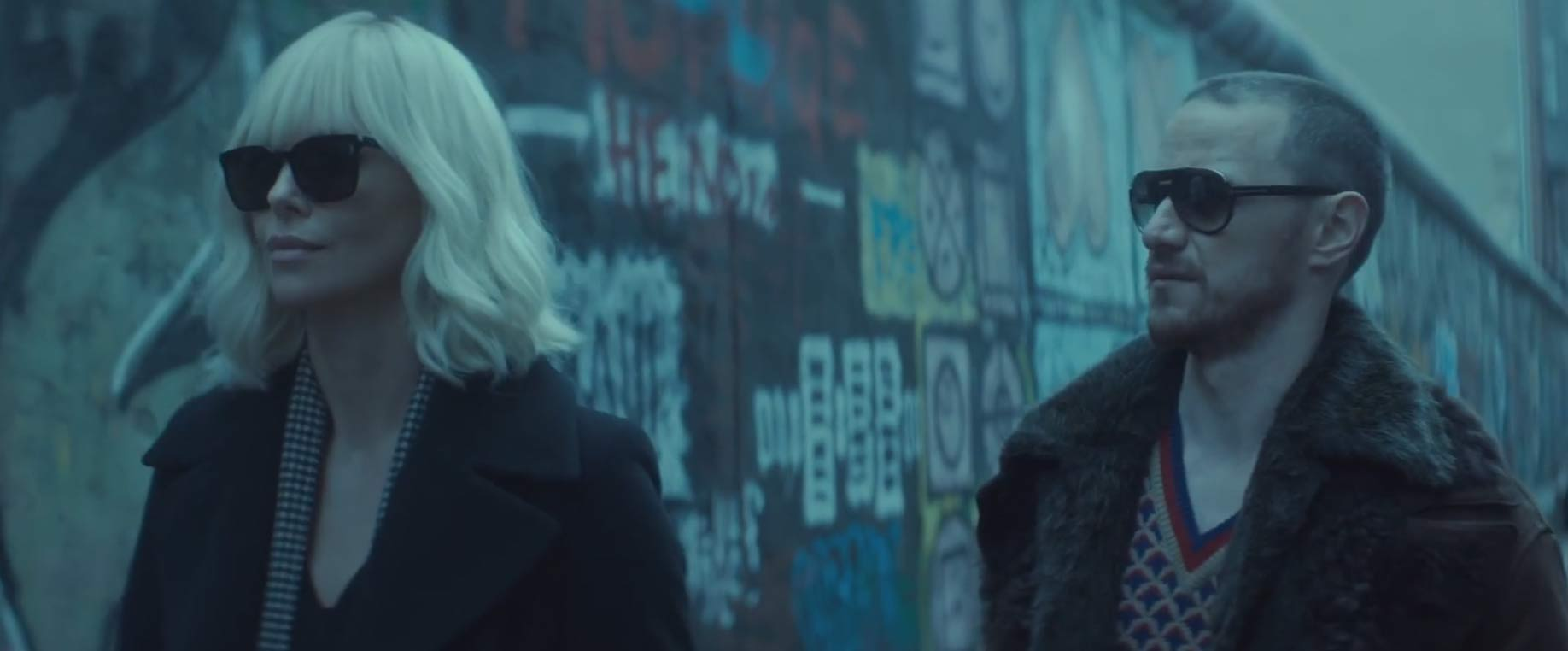 Atomic Blonde Red Band Trailer 2