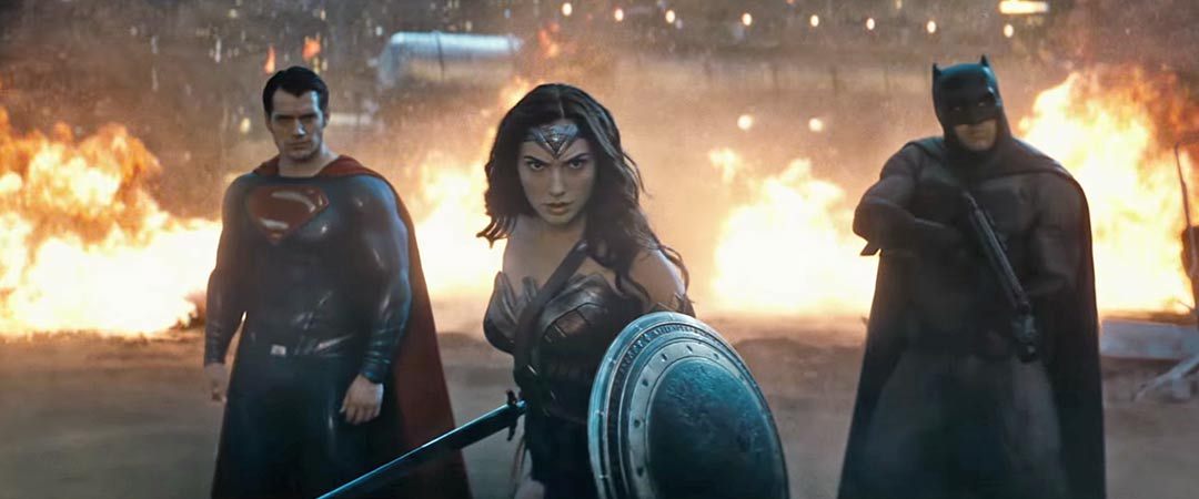 Batman v Superman: Dawn of Justice Trailer Screencap