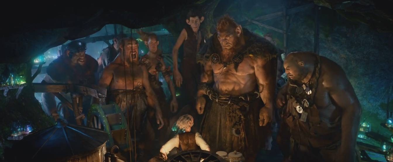 The BFG Trailer Screenshot