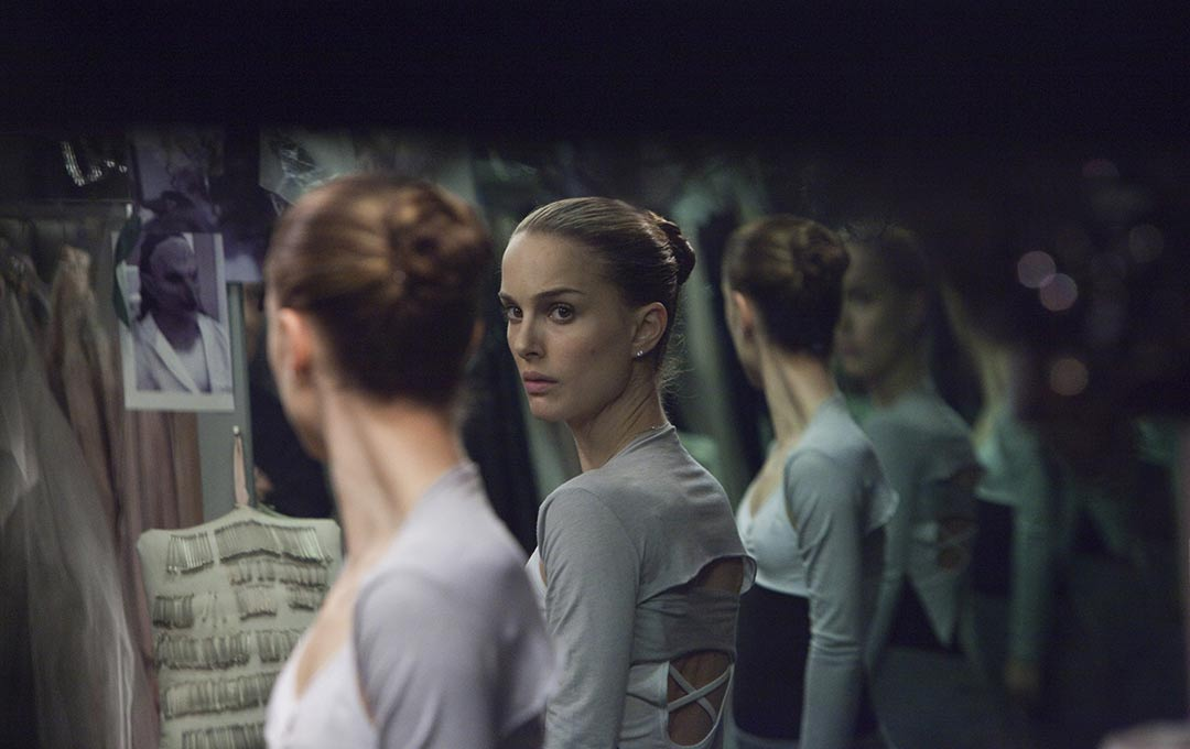 Black Swan Trailer Screencap