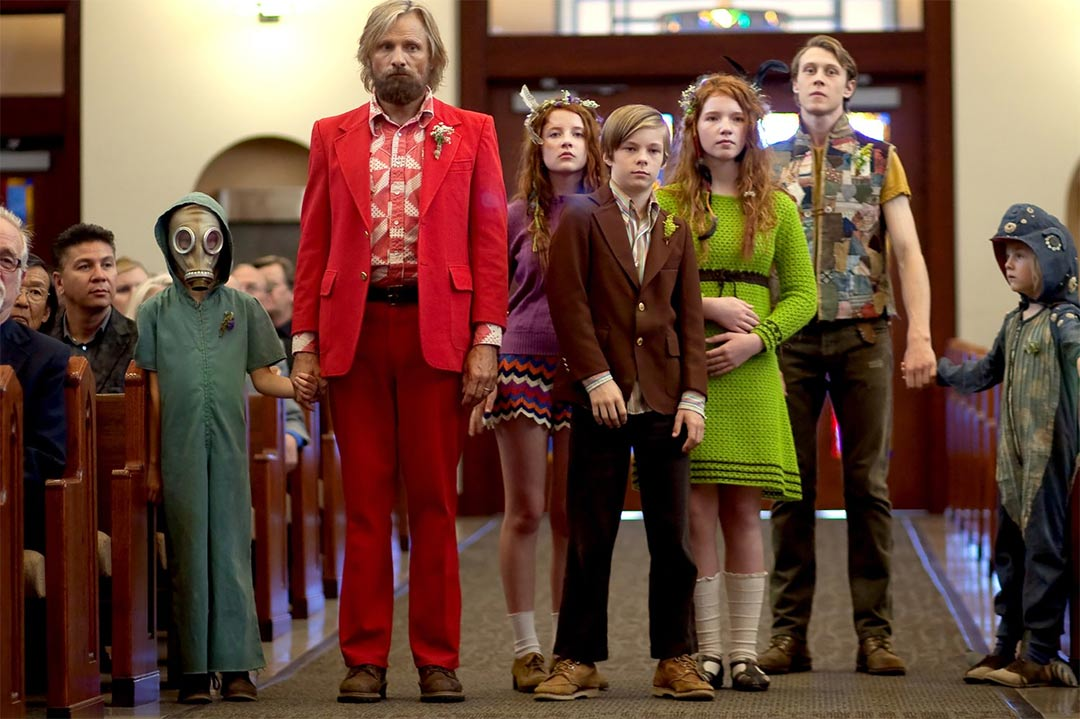 Captain Fantastic Trailer Screencap