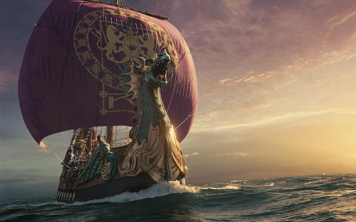 The Chronicles of Narnia: The Voyage of the Dawn Treader Trailer Screencap