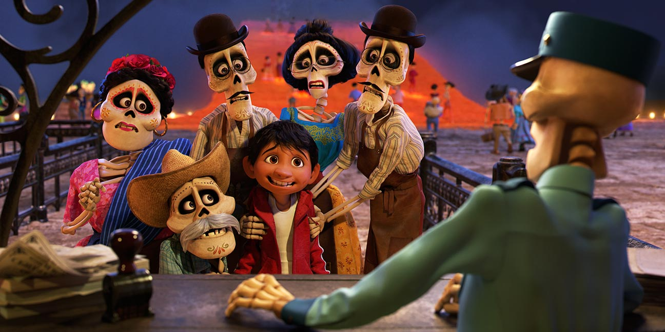 Coco Trailer Screencap