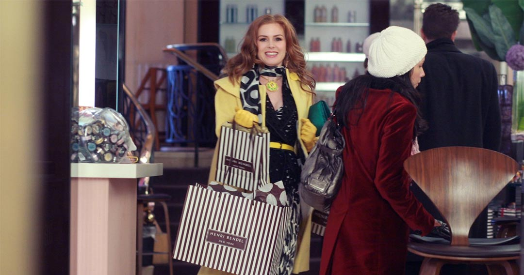 Confessions of a Shopaholic Trailer Screencap