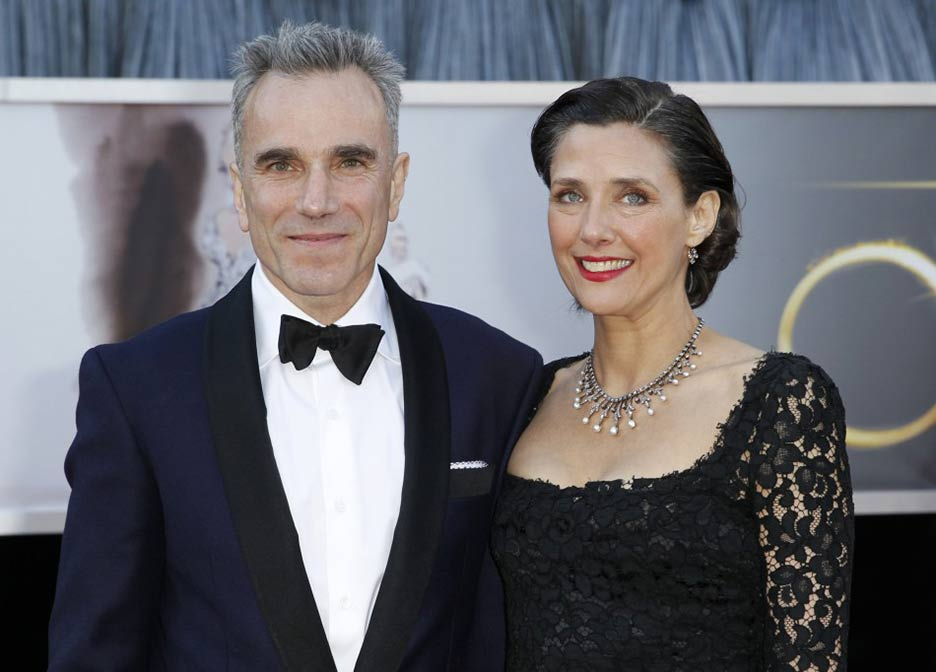 Rebecca Miller and Husband Daniel Day Lewis