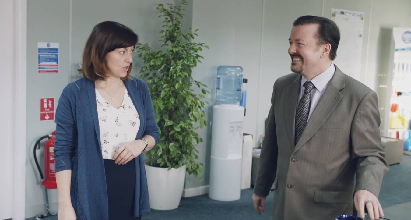 David Brent Trailer Screencap