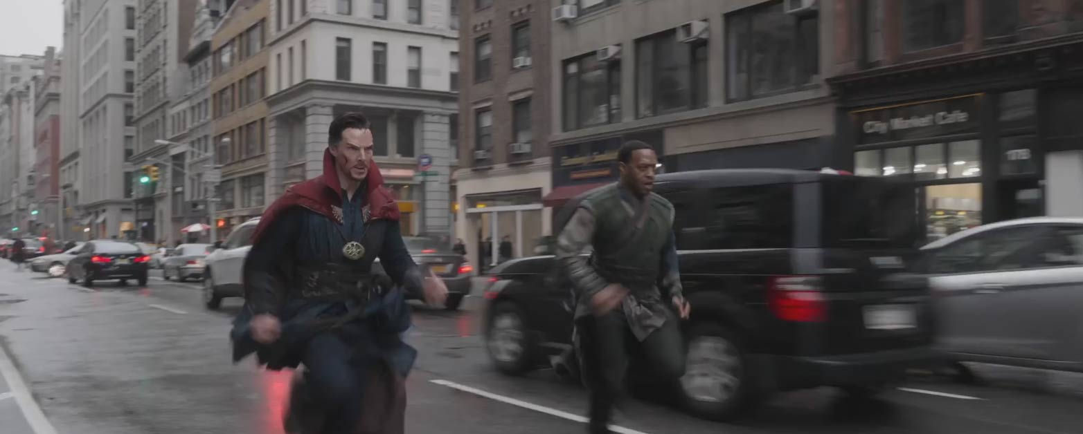 Doctor Strange Trailer Screencap 2