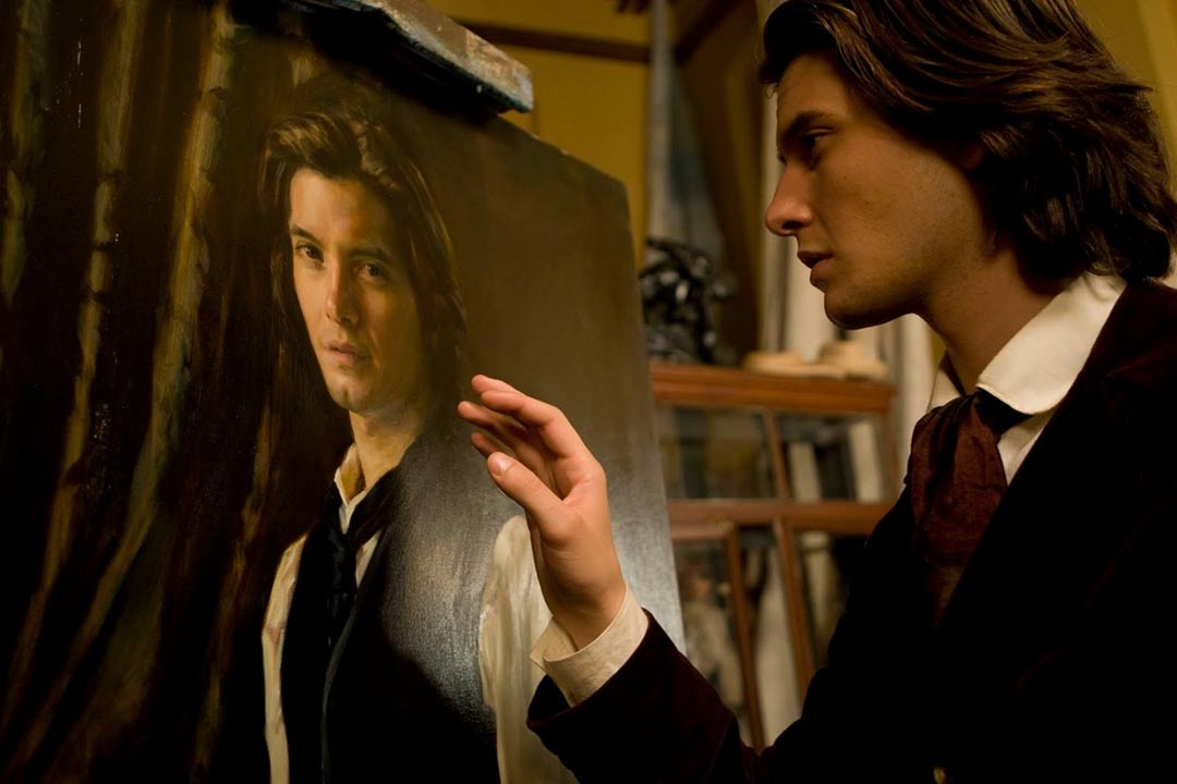 Dorian Gray International Trailer Screencap