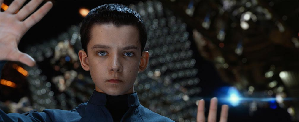 Ender's Game Trailer Screencap