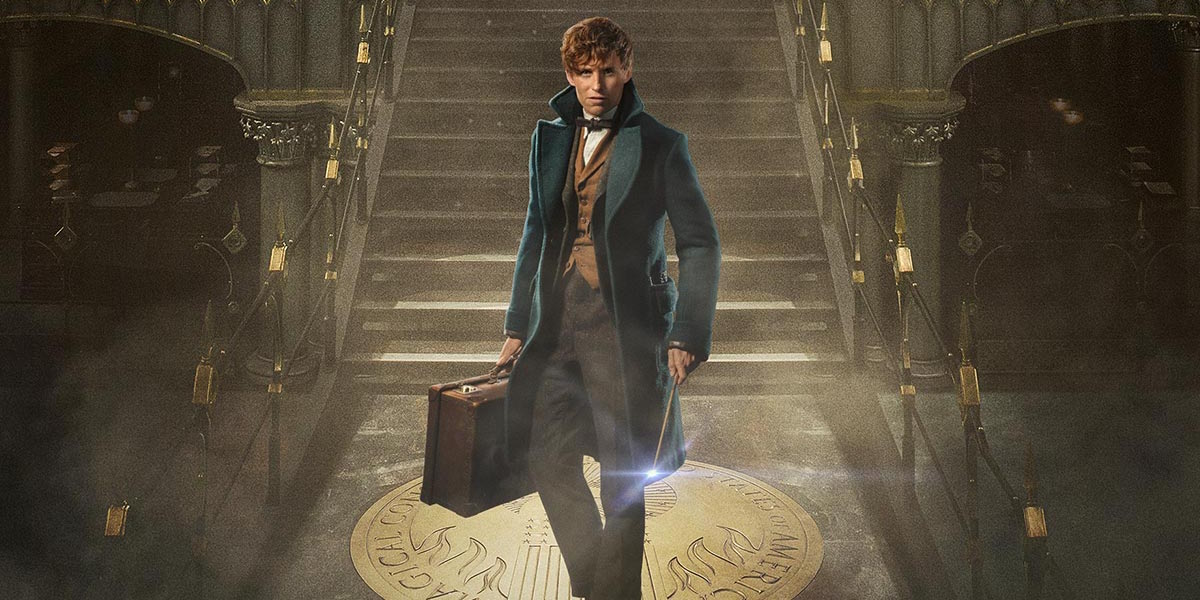 Fantastic Beasts and Where to Find Them Teaser Trailer Screencap