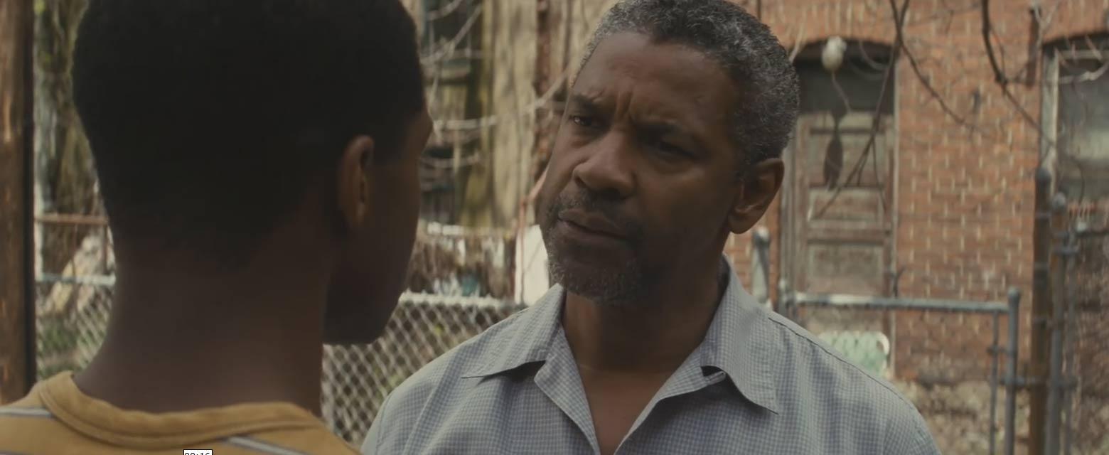 Fences Trailer Teaser (2016)