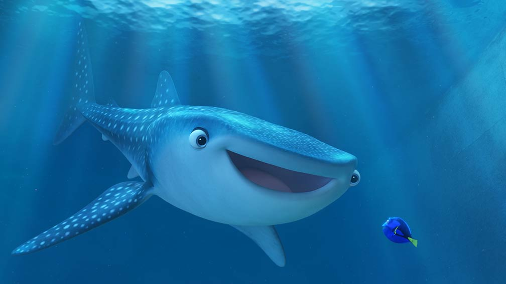 Finding Dory Trailer Screenshot
