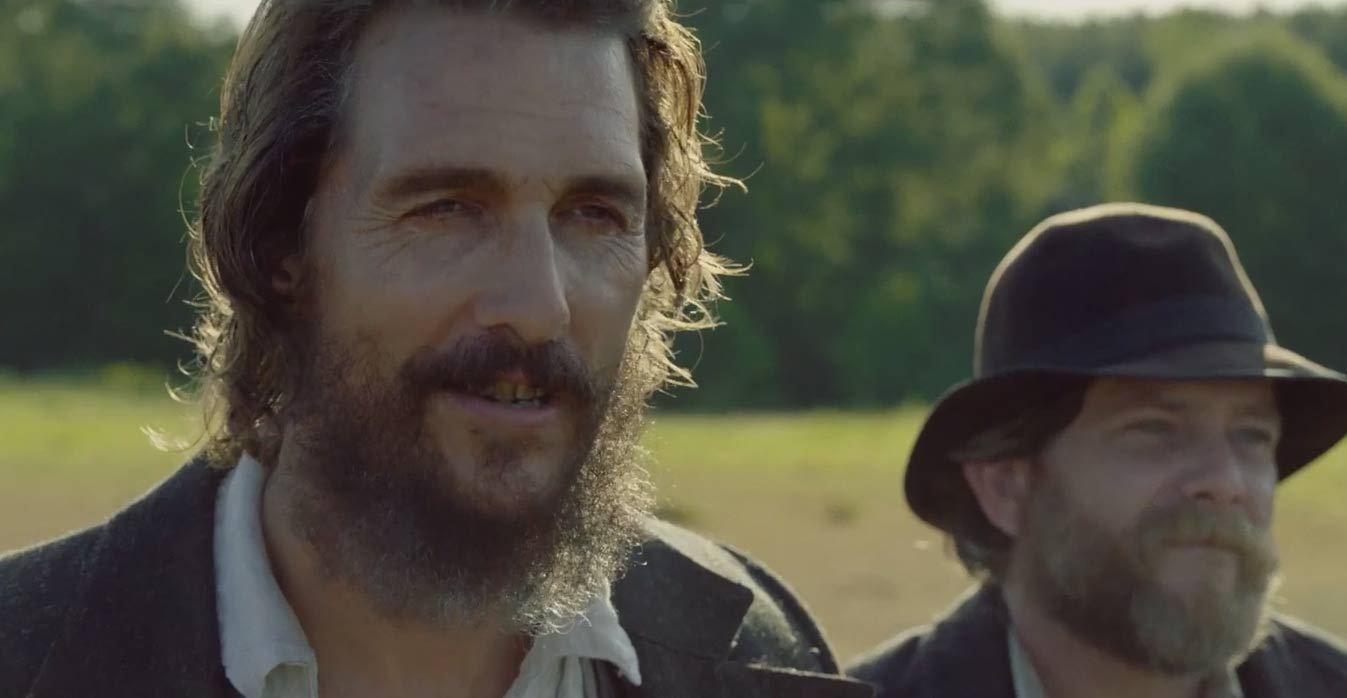 Free State of Jones Trailer Screenshot 1